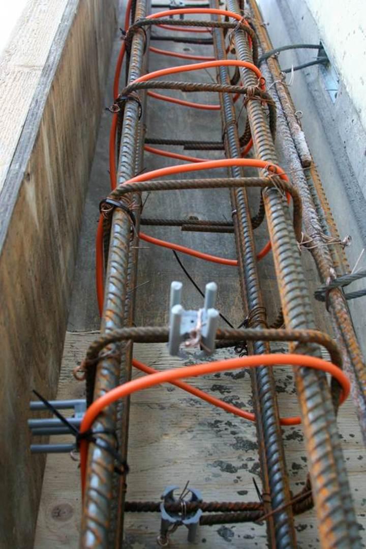 Способы подогрева бетонной смеси купить грунтовку для бетона в спб