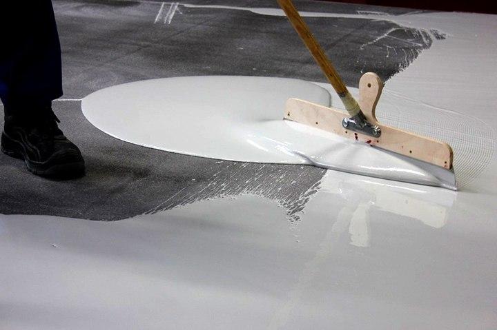 защита бетонного пола полимерными составами