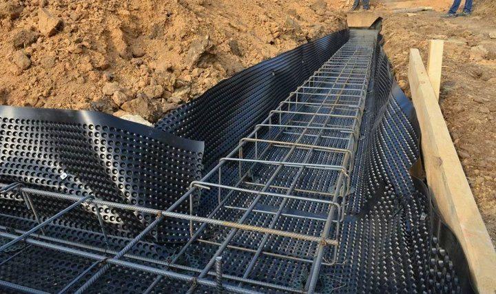 гидроизоляционная мембрана для подбетонки