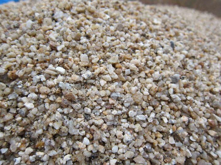 крупный песок для приготовления бетонной смеси