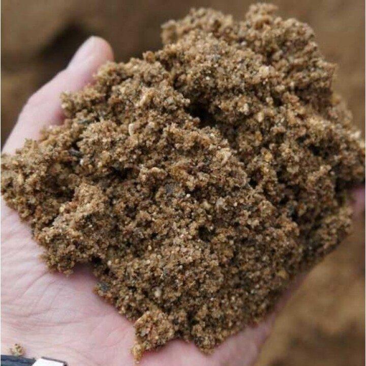 песок без примесей для приготовления качественной бетонной смеси